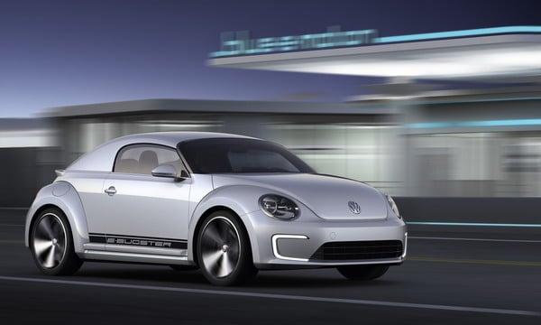 Volkswagen: Anteprima mondiale della E-Bugster, ipotesi di Beetle elettrica 2