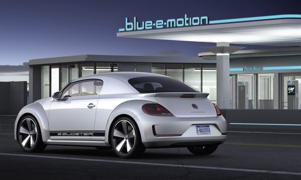 Volkswagen: Anteprima mondiale della E-Bugster, ipotesi di Beetle elettrica 4