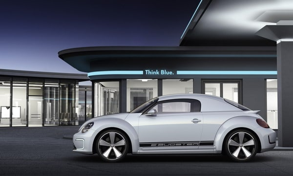 Volkswagen: Anteprima mondiale della E-Bugster, ipotesi di Beetle elettrica 5