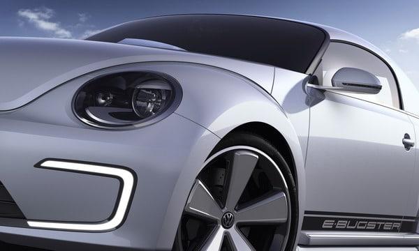Volkswagen: Anteprima mondiale della E-Bugster, ipotesi di Beetle elettrica