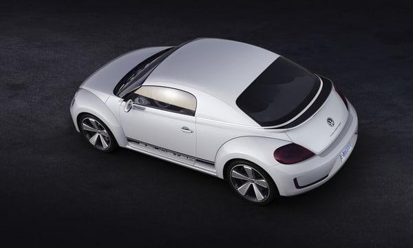 Volkswagen: Anteprima mondiale della E-Bugster, ipotesi di Beetle elettrica 6
