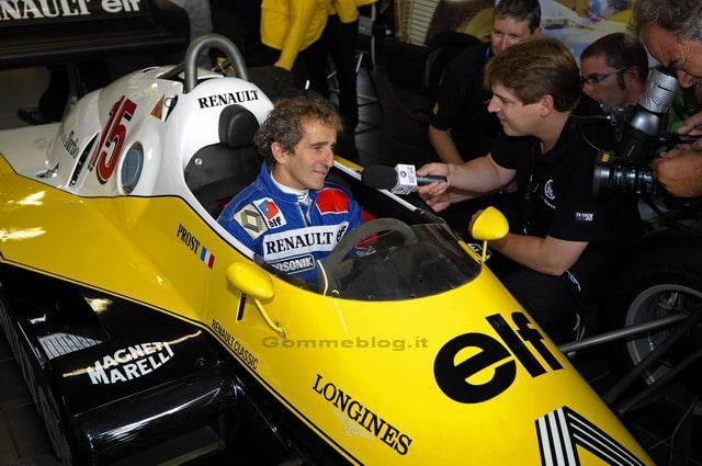 Alain Prost è il nuovo ambasciatore Renault