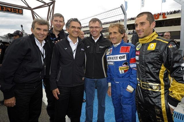 Alain Prost è il nuovo ambasciatore Renault 2