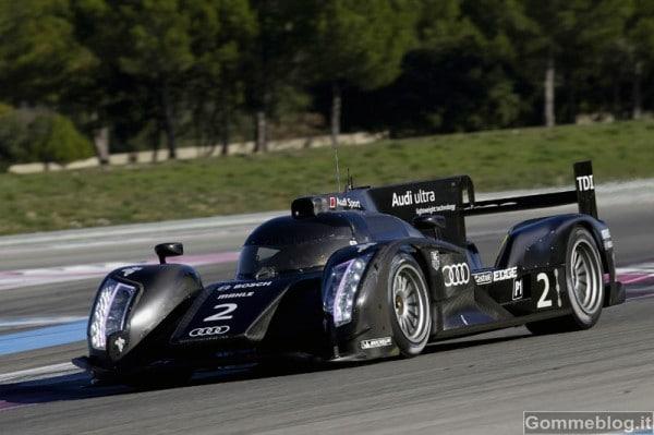 Audi: alla 24 Ore di Le Mans 2012 con un'auto ibrida 3