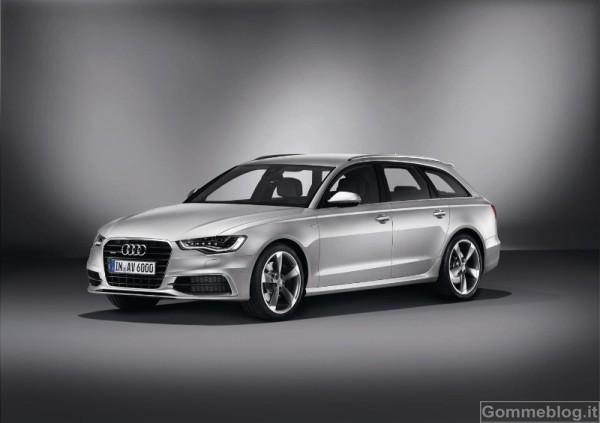 Audi A6: Report Completo su Dotazioni, Tecnica, Equipaggiamenti e Prestazioni 2