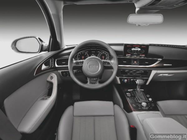 Audi A6: Report Completo su Dotazioni, Tecnica, Equipaggiamenti e Prestazioni 10