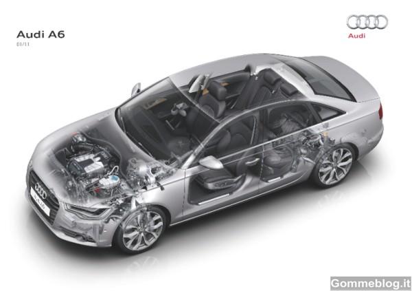 Audi A6: Report Completo su Dotazioni, Tecnica, Equipaggiamenti e Prestazioni 9