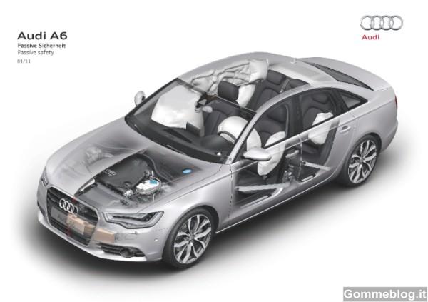 Audi A6: Report Completo su Dotazioni, Tecnica, Equipaggiamenti e Prestazioni 13