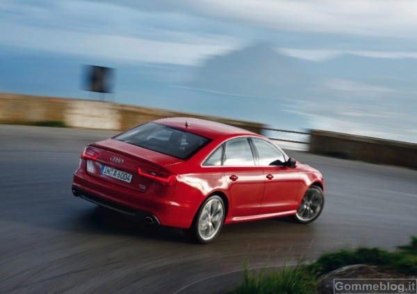 Audi A6: Report Completo su Dotazioni, Tecnica, Equipaggiamenti e Prestazioni 12