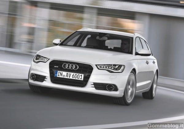 Audi A6: Report Completo su Dotazioni, Tecnica, Equipaggiamenti e Prestazioni 6