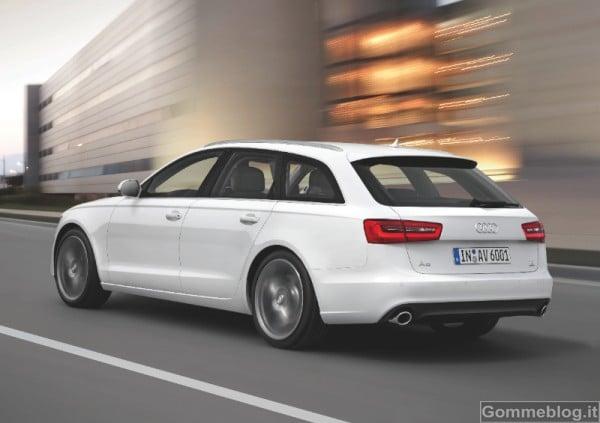Audi A6: Report Completo su Dotazioni, Tecnica, Equipaggiamenti e Prestazioni 4