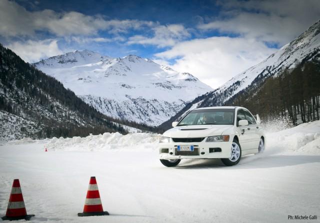Challenge CSAI Raceday Ronde Terra: fine settimana stupendo con Gigi Galli a Livigno