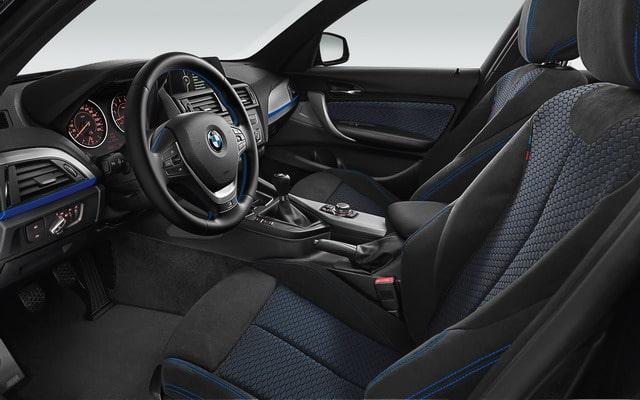 BMW Serie 1 M Sport: a primavera il nuovo pacchetto sportivo 4