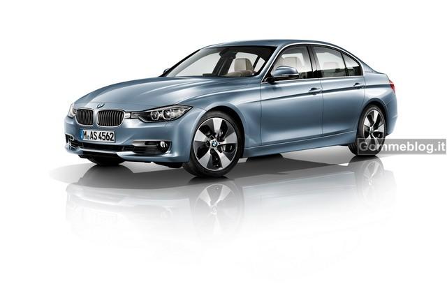 BMW ActiveHybrid 3: nuova auto ibrida con 340 CV