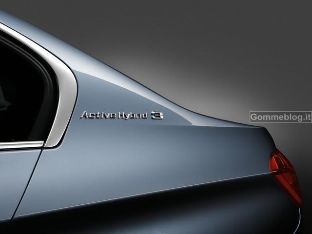 BMW ActiveHybrid 3: nuova auto ibrida con 340 CV 2