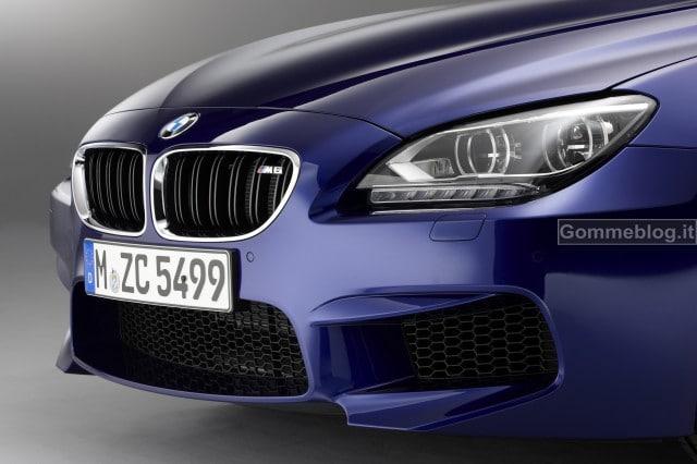 Nuova BMW M6 Coupè e Cabrio: quando bellezza, dinamismo e prestazioni si fondo insieme
