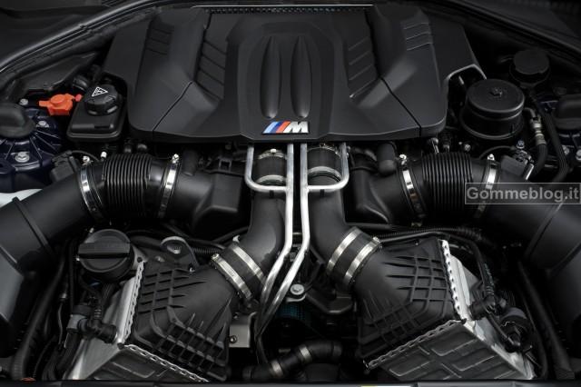 Nuova BMW M6 Coupè e Cabrio: quando bellezza, dinamismo e prestazioni si fondo insieme 6