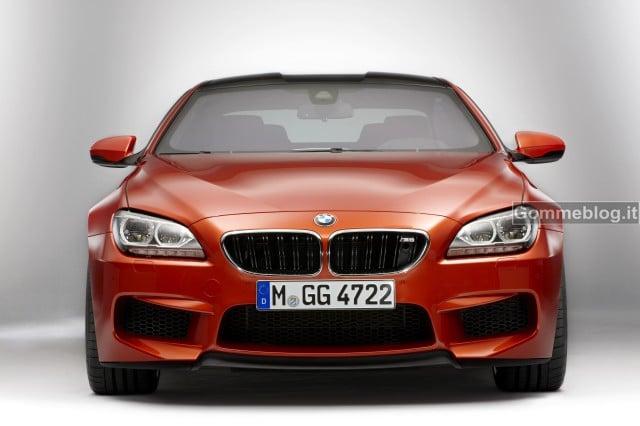 Nuova BMW M6 Coupè e Cabrio: quando bellezza, dinamismo e prestazioni si fondo insieme 3