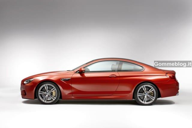Nuova BMW M6 Coupè e Cabrio: quando bellezza, dinamismo e prestazioni si fondo insieme 10