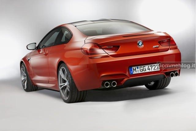 Nuova BMW M6 Coupè e Cabrio: quando bellezza, dinamismo e prestazioni si fondo insieme 2