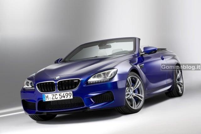 Nuova BMW M6 Coupè e Cabrio: quando bellezza, dinamismo e prestazioni si fondo insieme 9