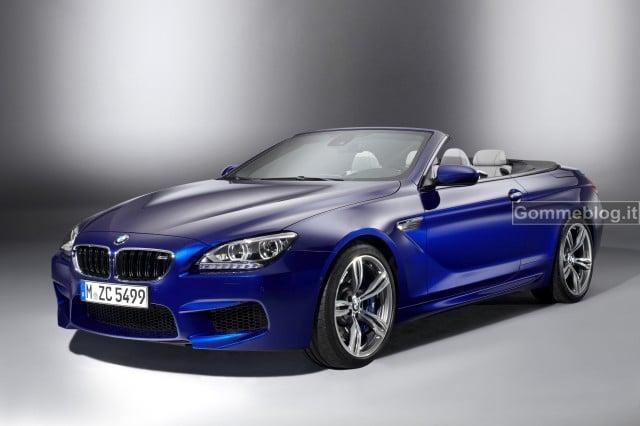 Nuova BMW M6 Coupè e Cabrio: quando bellezza, dinamismo e prestazioni si fondo insieme 5