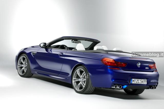 Nuova BMW M6 Coupè e Cabrio: quando bellezza, dinamismo e prestazioni si fondo insieme 8