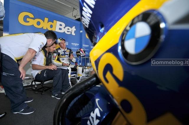 Superbike 2012: i Test BMW Motorrad a Phillip Island 2