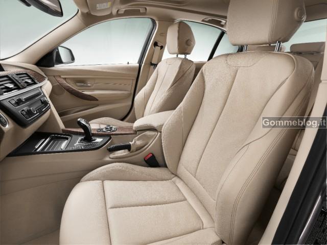 BMW Serie 3 Berlina: al Salone di Ginevra arrivano le 316d e 318d e 320i 3