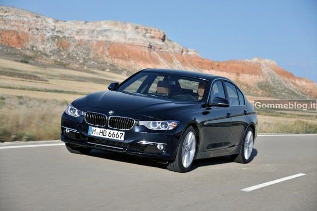 BMW Serie 3 Berlina: al Salone di Ginevra arrivano le 316d e 318d e 320i