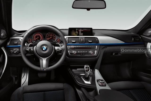 BMW Serie 3 M Sport: anteprima al Salone di Ginevra  2012 2