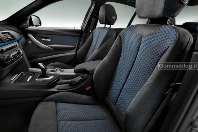 BMW Serie 3 M Sport: anteprima al Salone di Ginevra  2012 3