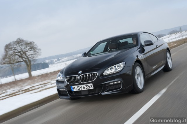 BMW Serie 6 Coupé xDrive 5