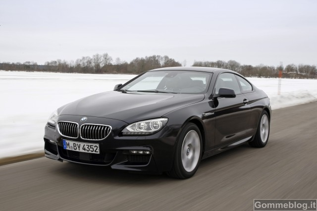 BMW Serie 6 Coupé xDrive 4
