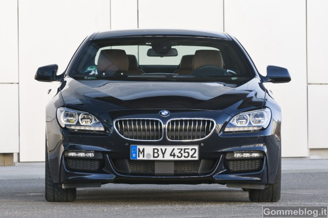 BMW Serie 6 Coupé xDrive 5