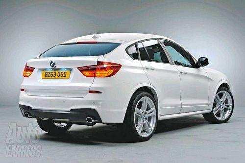 BMW X4 Render: sarà così il nuovo piccolo SUV sportivo bavarese? 2