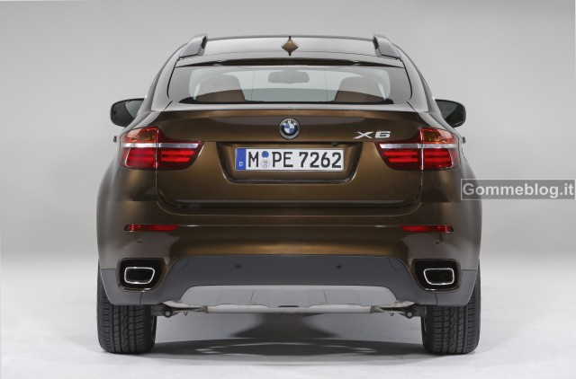 Nuova BMW X6: più dinamica, imponente, efficiente ed innovativa 2