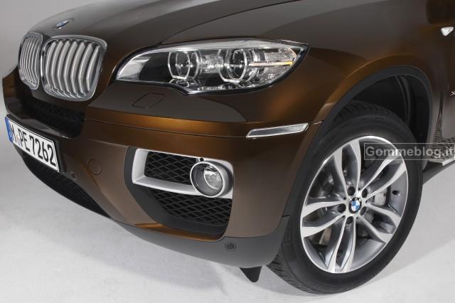 Nuova BMW X6: più dinamica, imponente, efficiente ed innovativa 4