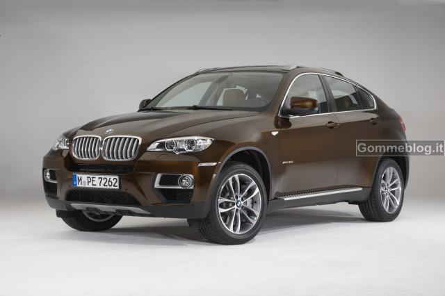 Nuova BMW X6: più dinamica, imponente, efficiente ed innovativa