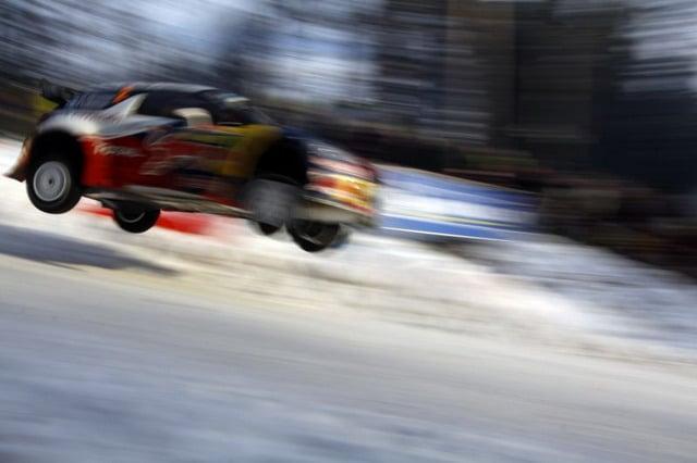 Rally di Svezia 2012: primo podio per Hirvonen su Citroen DS3 WRC 2