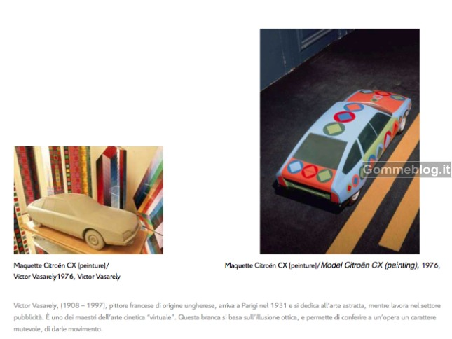 Citroen e l'Arte Retromobile 2012 3