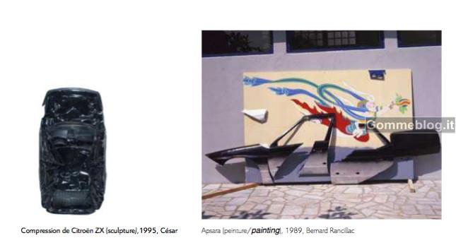 Citroen e l'Arte Retromobile 2012 5