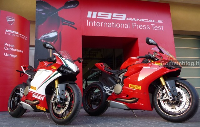 Pirelli è partner del World Ducati Week 2012