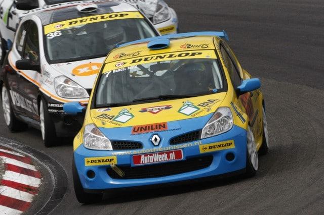 Renault Sport sceglie Dunlop per i Campionati Clio Cup nazionali