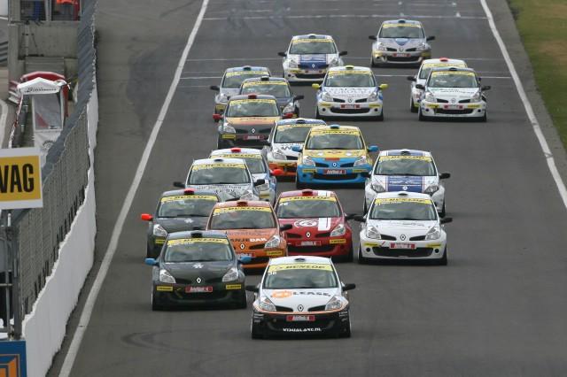 Renault Sport sceglie Dunlop per i Campionati Clio Cup nazionali 2