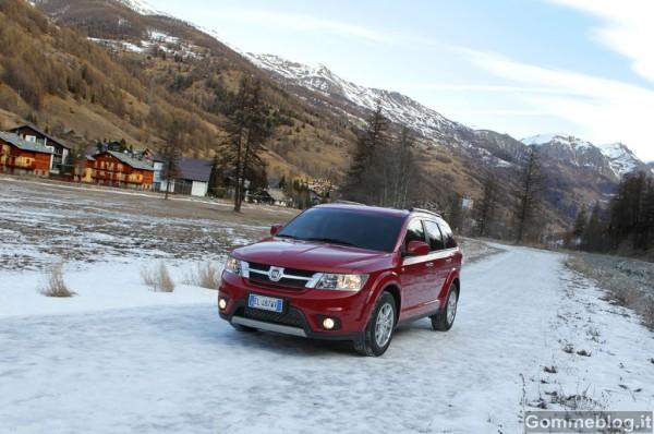 FIAT Freemont AWD: trazione integrale e potenze fino a 280 CV