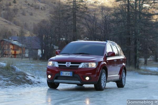 FIAT Freemont AWD: trazione integrale e potenze fino a 280 CV 1