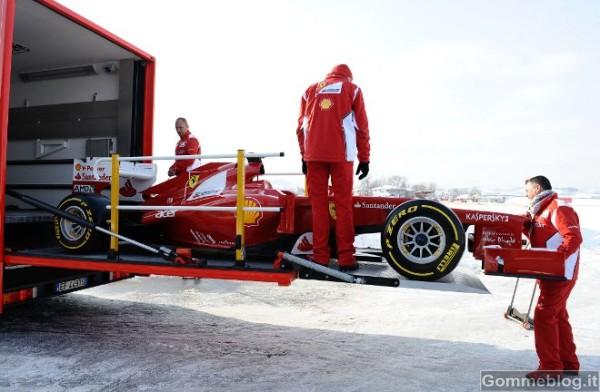 """Ferrari F2012: Montezemolo, """"molto brutta ma innovativa"""" 2"""