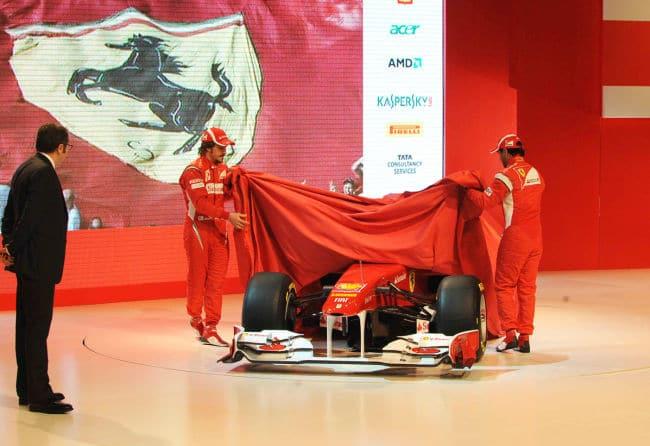 Ferrari F2012: ecco la nuova monoposto F1 3