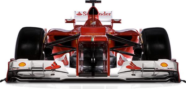Ferrari F2012: ecco la nuova monoposto F1